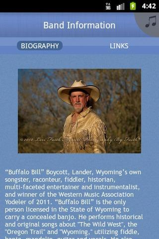 """Buffalo Bill"" Boycott - screenshot"