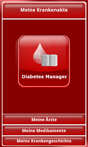 Diabetes Manager mg dl