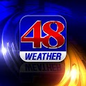 WAFF 48 Storm Team Weather logo