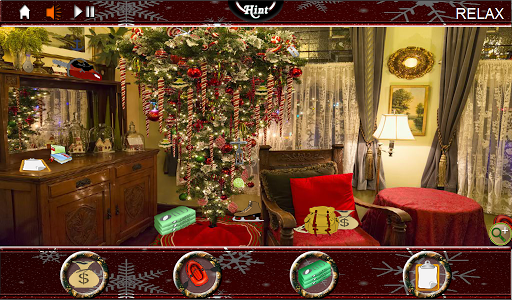 Hidden Object Christmas Eve