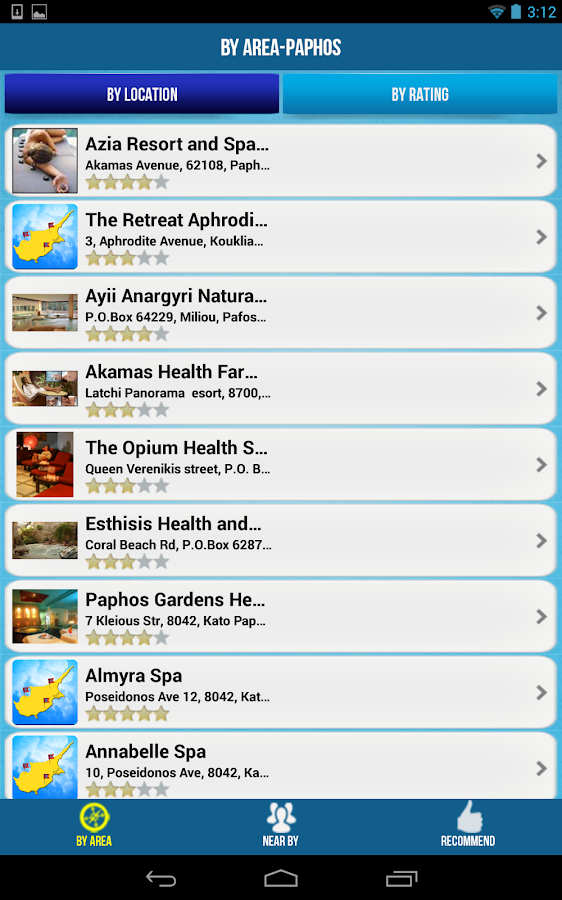 Your Cyprus Holiday- screenshot