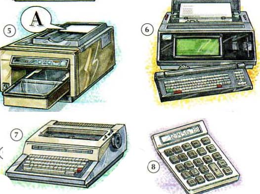 Images Of Office Equipment Vocabulary