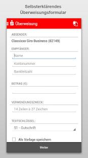 Sparkasse+ - screenshot thumbnail