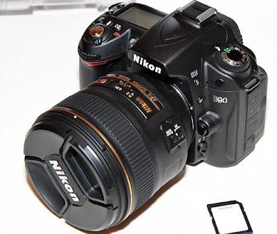 nikon n90s af camera instruction manual