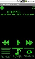 Screenshot of Keygenjukebox BETA