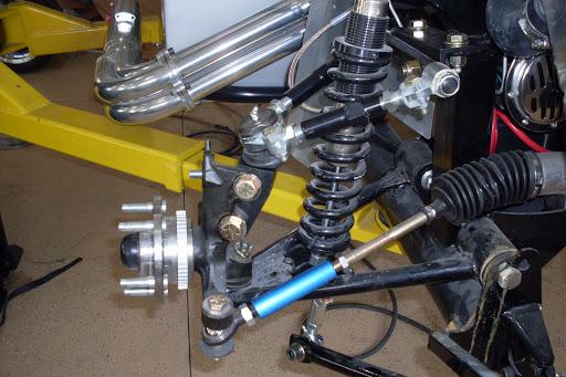 KD's FFR Roadster Build » 2011 » March