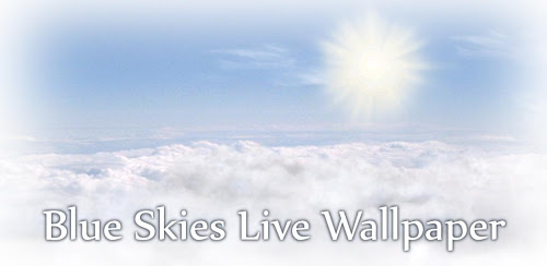 Blue Skies Live Wallpaper 2.21