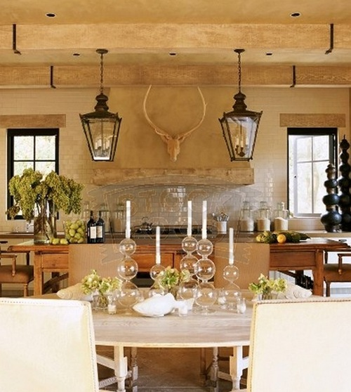 Kitchen island lighting fixtures - Belgian Pearls