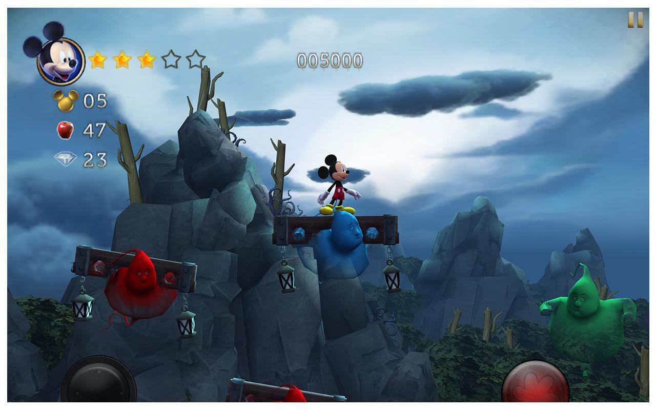 Castle of Illusion - screenshot