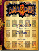 International Collectors Checklist