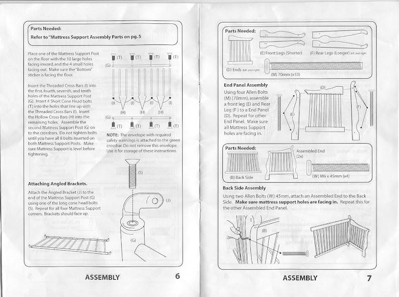 from ellis crib instructions