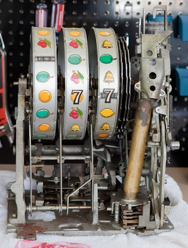 Slot Machine Parts