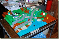 water pollution model