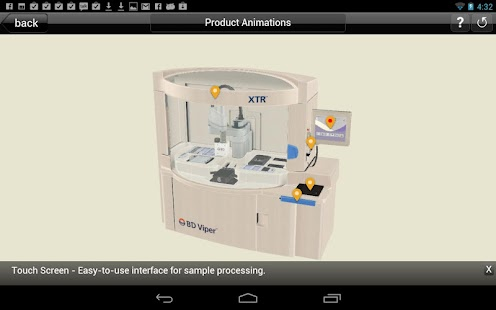 Kaon 3D Product Showcase- screenshot thumbnail