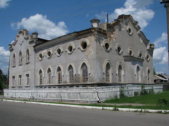 Черниговщина: Короп - Вишенки - Жукля - Кролевец