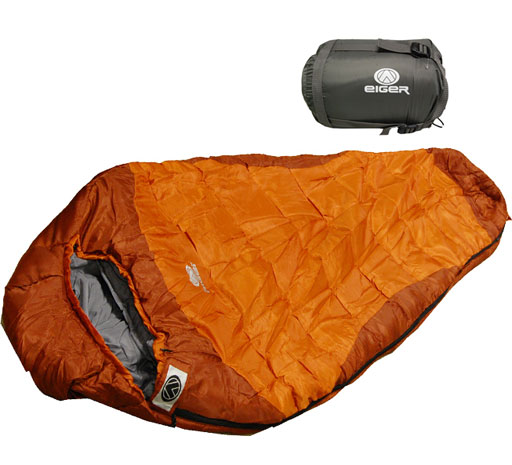 Sleeping Bag Eiger Mummy Equinox20