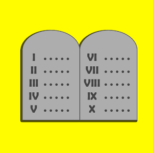 The Ten Commandments Android Apps On Google Play