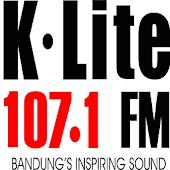 KLite 1071 FM Bandung (Old)