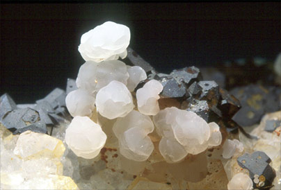 Smithsonita-Smithsonite