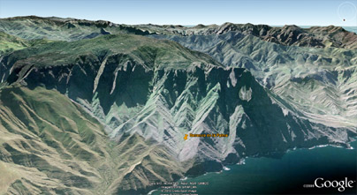Ver en Google Earth