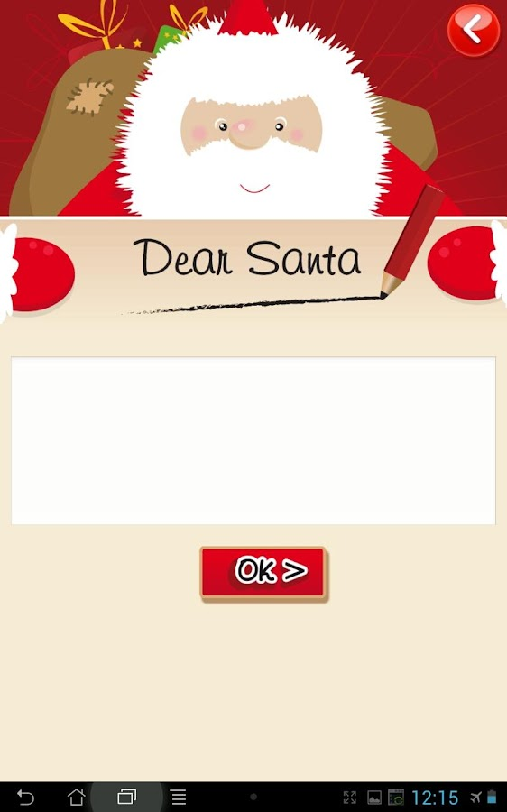 letter to santa android apps on google play