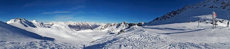 Ski à Verbier en suisse