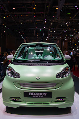 Brabus Smart électrique