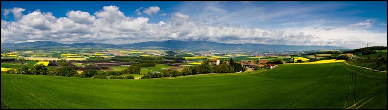 panoramique campagne