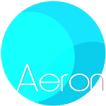 AERON HD Theme Nova, ADW, GO v8