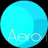 AERON HD Theme Nova, ADW, GO