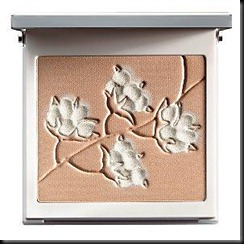 Clarins Cotton Flower Face Powder