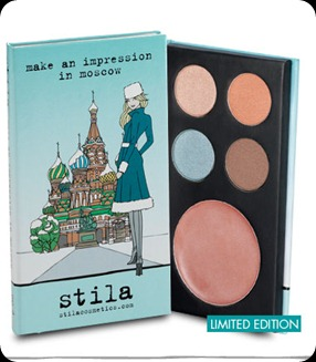 stila moscow travel palette