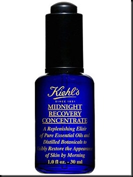 kielhhs MIDNIGHT RECOVERY CONCENTRATE