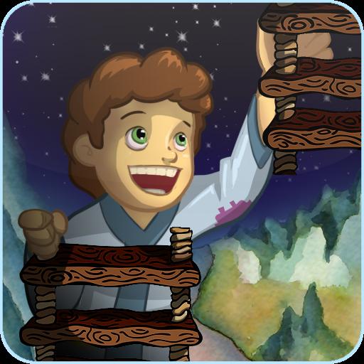 街機必備App|Jacob's Ladder Lite LOGO-綠色工廠好玩App