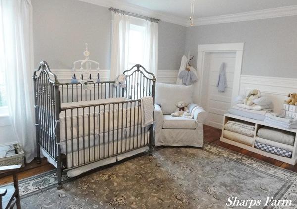 Nursery Favorite Paint Colors Blog