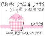 cupcake cards and craft logo