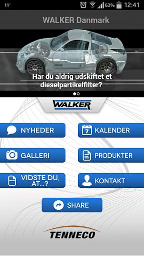 WALKER Danmark