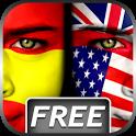 Speeq Spanish | English free icon