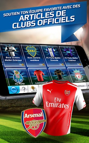 android Top Eleven Be a Soccer Manager Screenshot 9