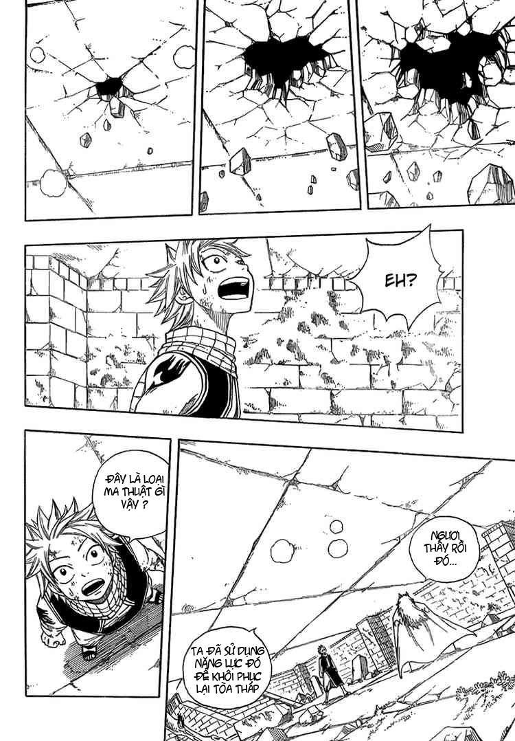 Fairy Tail Chap 40