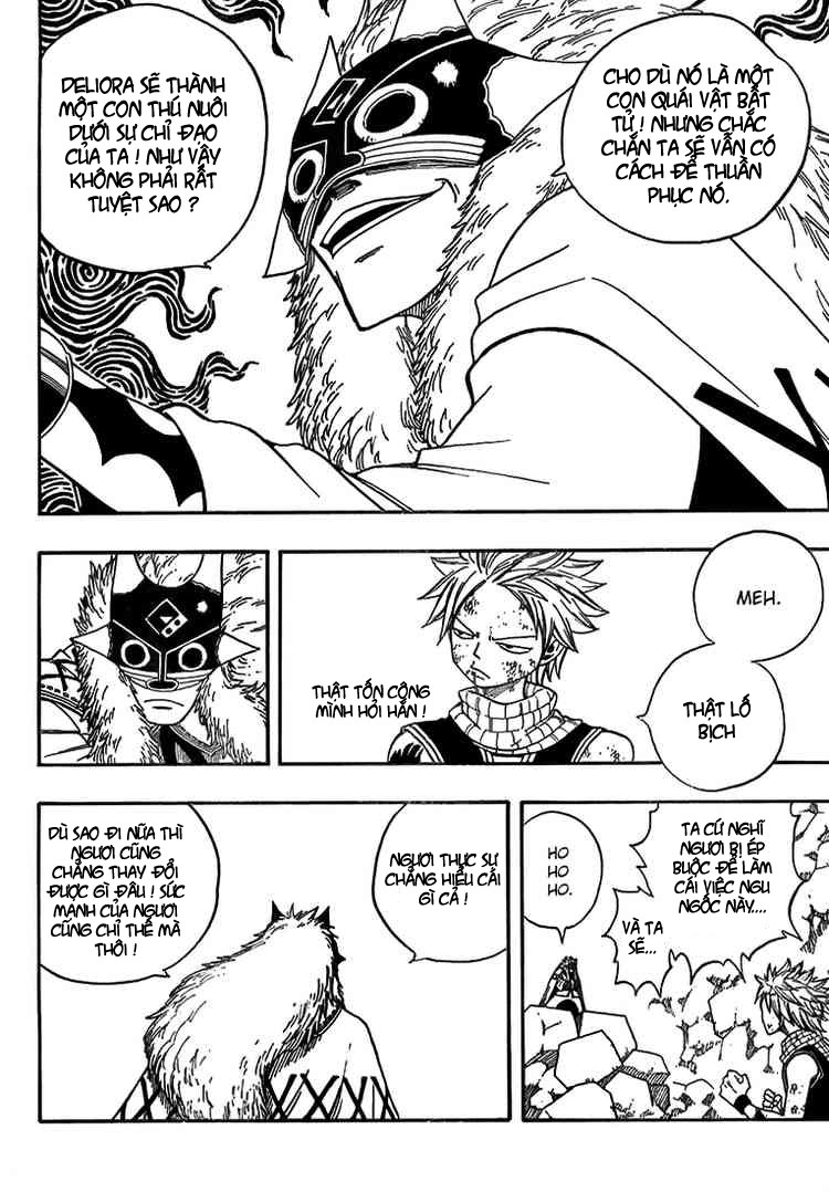 Fairy Tail Chap 42