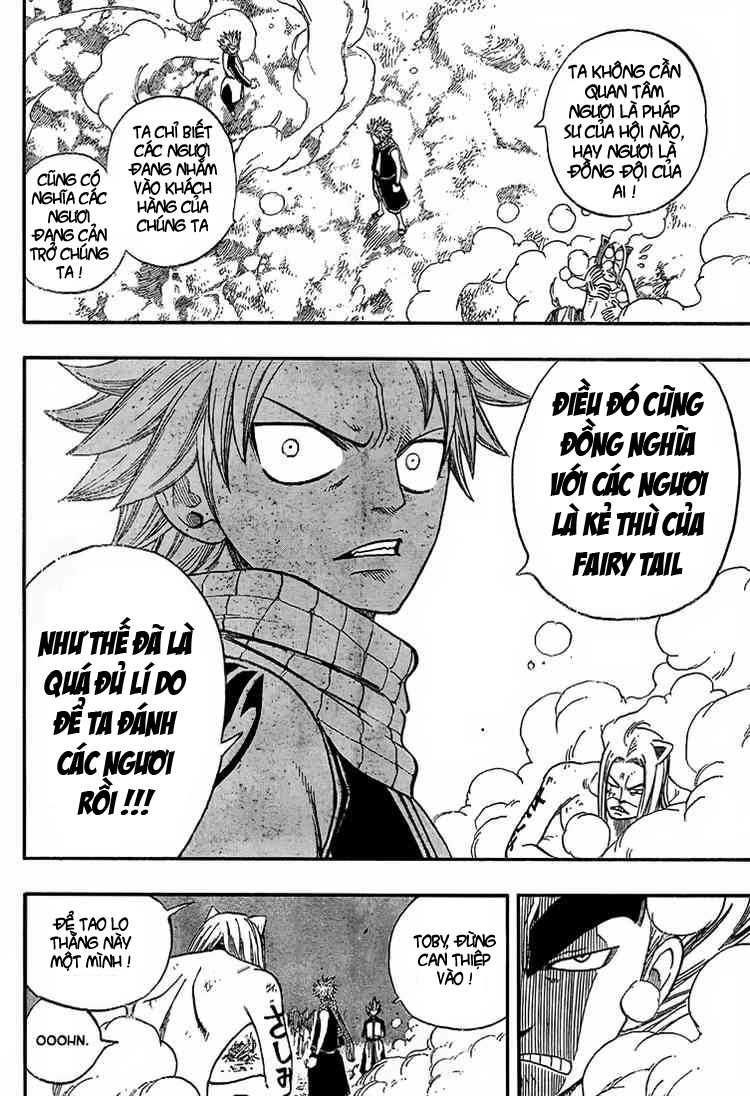 Fairy Tail Chap 32
