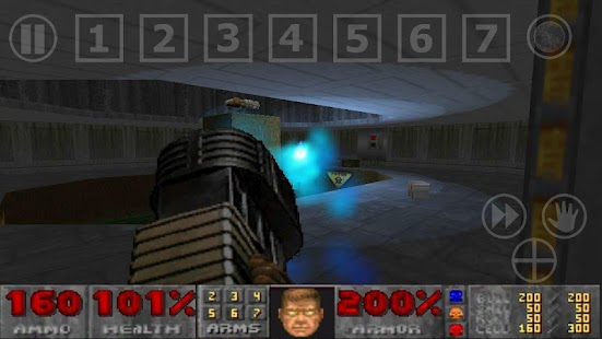 Doom-GLES - screenshot thumbnail