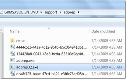 Download adprep exe windows 2008 r2.