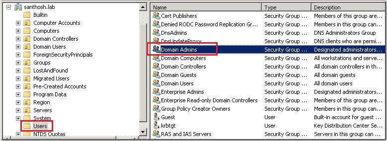 ADMT Service Account - Permission and Configuration ~ Santhosh
