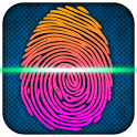 Scanner Fingerprint Mood icon