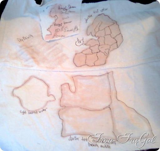 Drop Cloth Test Fabric