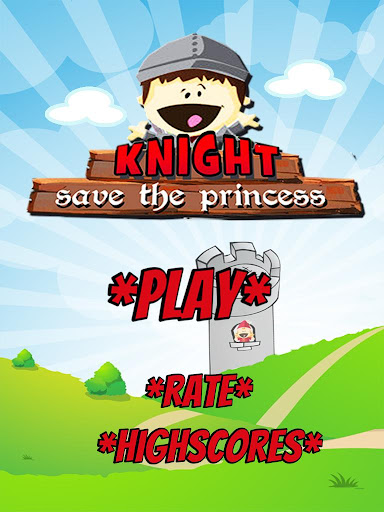 【免費街機App】KNIGHT - Save the Princess-APP點子
