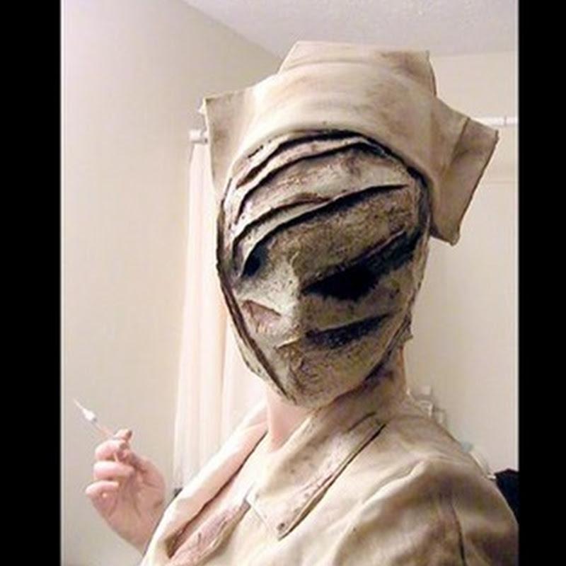 máscara de Silent Hill para hacer en casa
