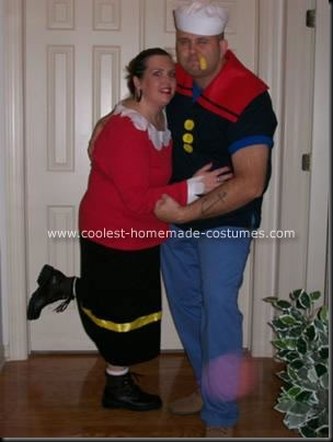 coolest-popeye-and-olive-oyl-halloween-costume-9-45198